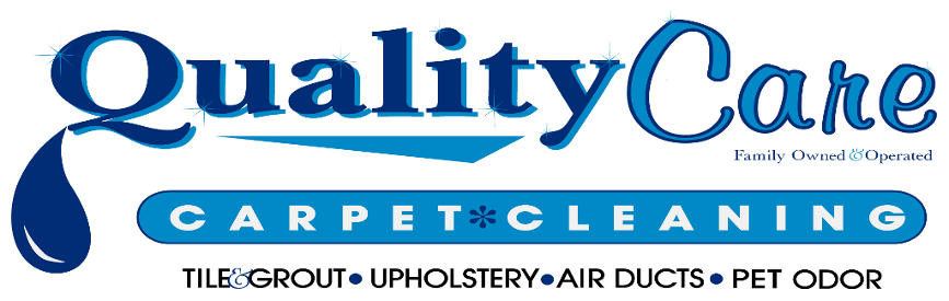 Quality Care Carpet Cleaning | Carpet Cleaners | Corinth | Denton | Lewisville Retina Logo