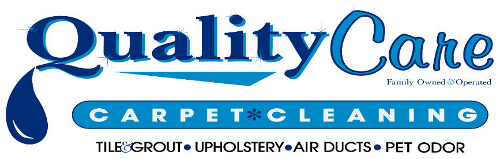 Quality Care Carpet Cleaning | Carpet Cleaners | Corinth | Denton | Lewisville Logo